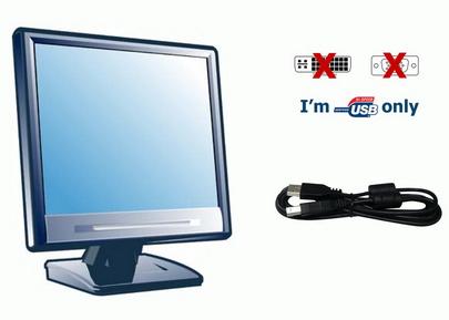 USB-мониторы и технология DisplayLink