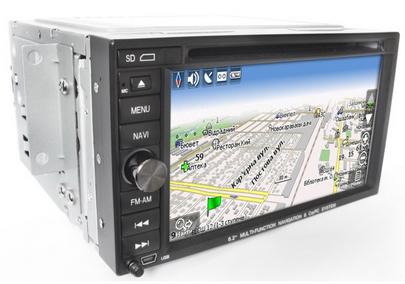 2din монитор EasyGo U01 2din Universal TV