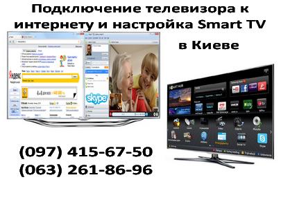 Podkljuchenie televizora k internetu